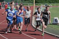 SLB-Meisterschaften U14 - U16