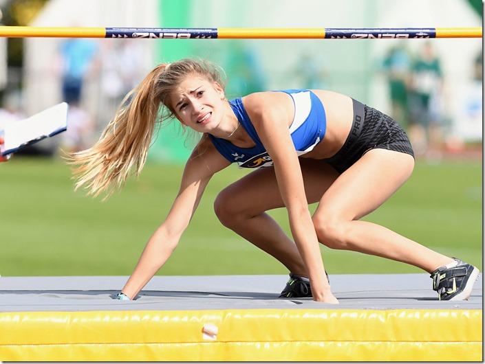 Paula Grauvogel,Deutsche Meisterschaft ;Leichtathletik; Mehrkampf,U-18+U-16